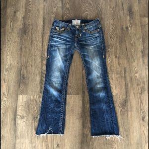"""BIG STAR """"LIV"""" boot jeans"""